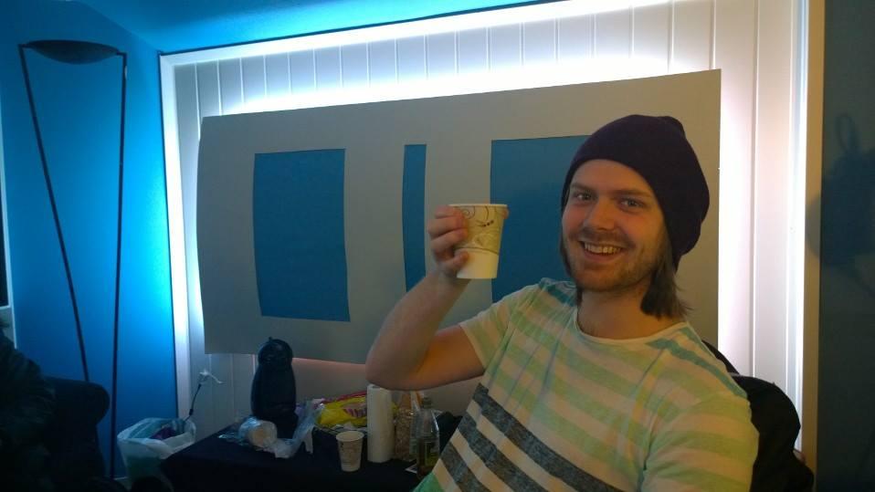 God stemning i Oslo Mastering - Jesper Borgen